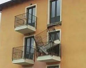 I balconi a Cese
