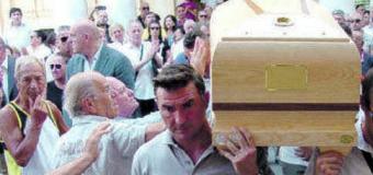 Il funerale dell'ipocrisia
