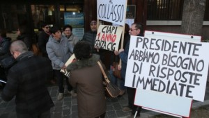 Proteste per il Ciapi
