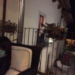 Lorenzin, risotto & pagelle