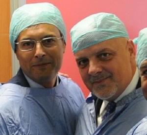 Gianni Chiodi  e Maurizio Brucchi