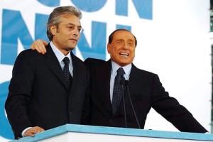 Chiodi con Berlusconi