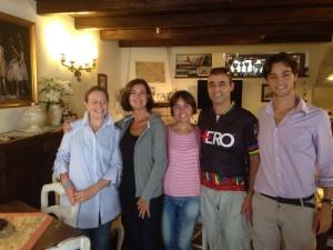 Laura Boldrini a Pesco