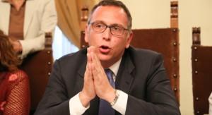 Il sindaco di Pescara Marco Alessandrini