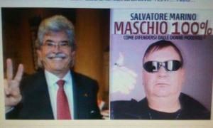 Il manifesto Razzi-Marino