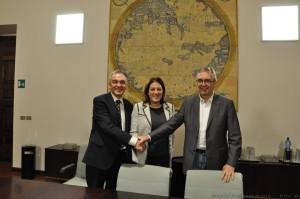 I governatori di Toscana, Umbria e Marche