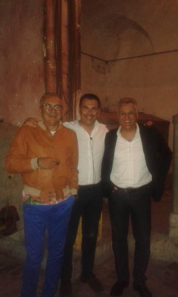 Ginoble, Gerosolimo e Monticelli