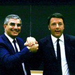 Renzi e Luciano