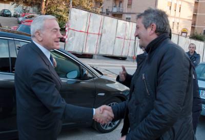 Con Gianni Letta