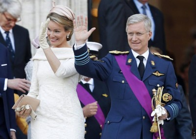 King Albert II of Belgium Abdication and King Philippe Investiture