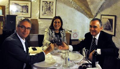 I presidenti di Marche, Umbria e Toscana