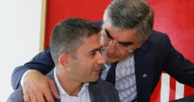 D'Alfonso e Paolucci