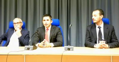 La conferenza stampa di venerdì scorso