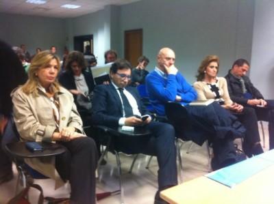 Un gruppo di parlamentari abruzzesi