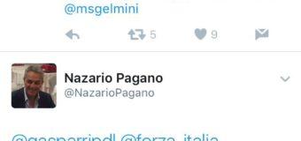 Gasparri, bacchettata a Pagano