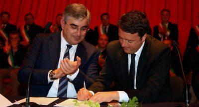 Dalfy e Renzi