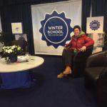Winter school moderatamente rossa