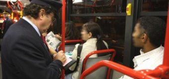 Apartheid sui bus della Tua