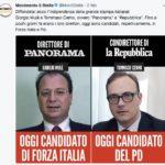 Giornalisti-candidati, l'Abruzzo è Primo