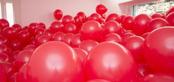 La stanza dai palloncini rossi