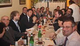 Metti una sera a cena da Renzi