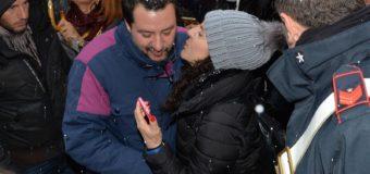 Salvini corteggia Di Stefano