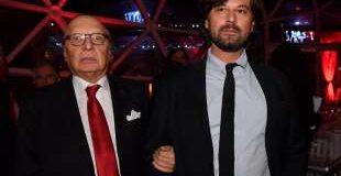 Pietrucci alla cena romana con Boschi e Salvini