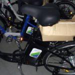 Aurum, bici e carrozzelle abbandonate