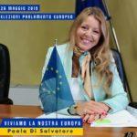 Ufficiale: la bella Paola candidata di bandiera