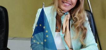 Da Dalfy a Tajani: la bella Paola candidata alle Europee