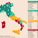 Sanità, l'Abruzzo in coda
