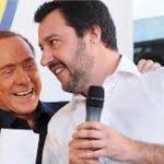 Salvini-Berlusconi, 4 a 2