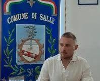 Apperò il sindaco di Salle